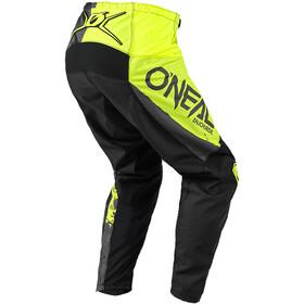 O'Neal Element Pantalones Hombre, ride-black/neon yellow